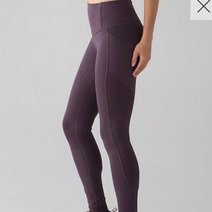 Lululemon all the right places full length pant